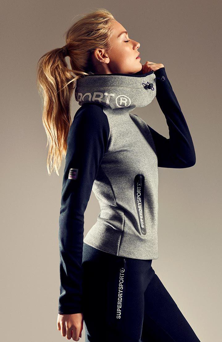 Fitnessoutfits für Damen   Superdry Sportswear Kollektion
