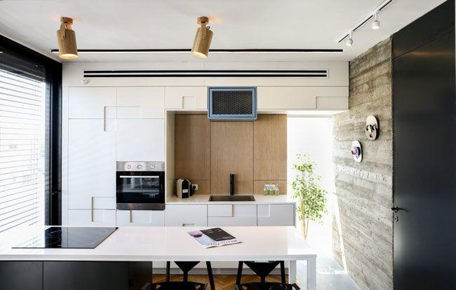 Idées déco pour aménager un petit appartement Loft ideas and Lofts