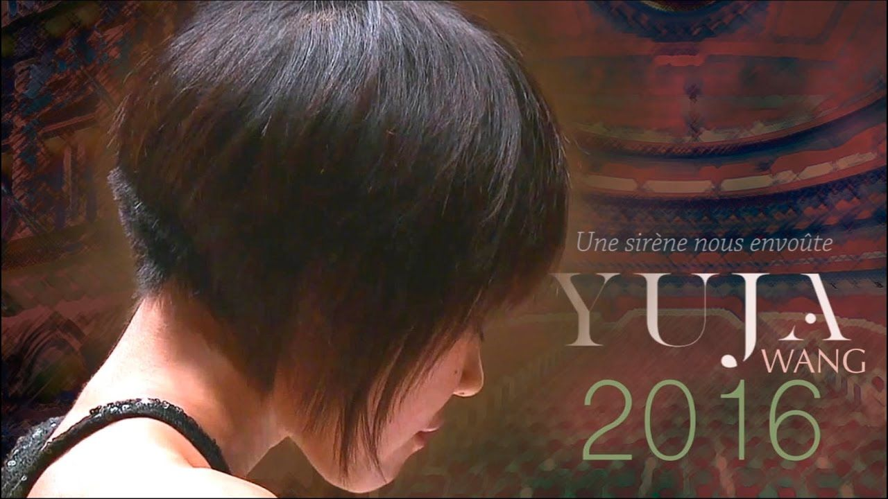 Yuja Wang 2016 . Musician of year 2017 (Musical America