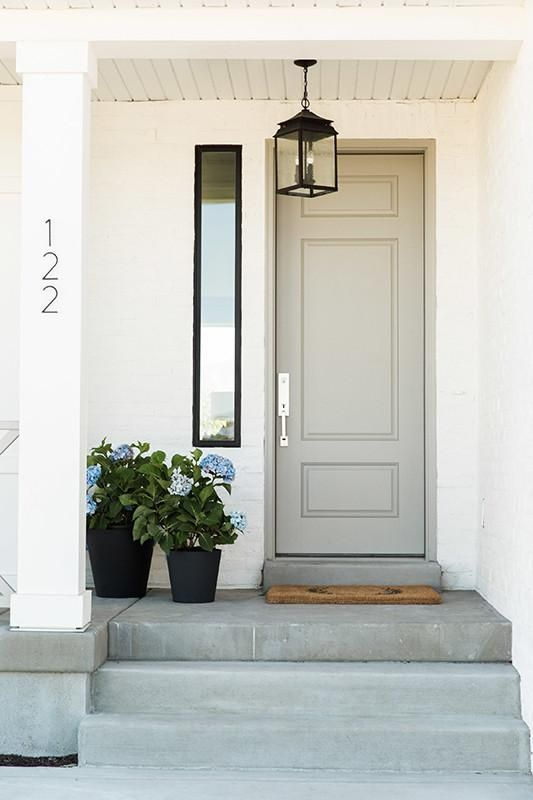 Photo of Simple wreath doormat