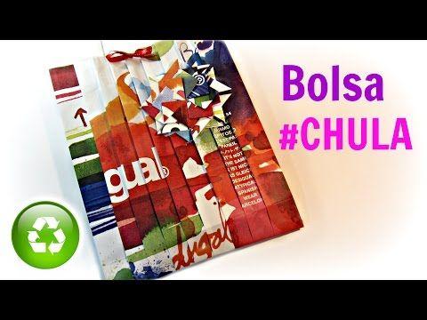 Bolsa #chula. Chula bag. - YouTube