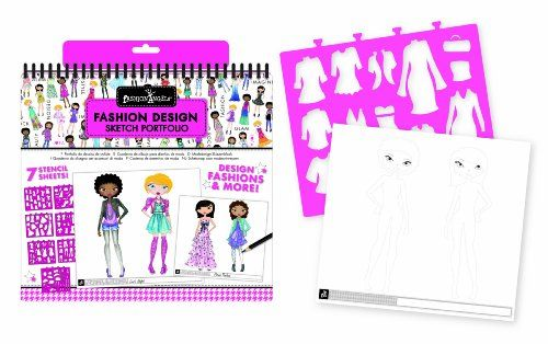 Best Gifts For 6 Year Old Girls Fashion Design Portfolio Fashion Angels Portfolio Design
