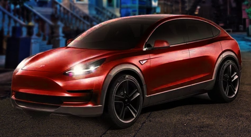 2018 tesla model y colors release date redesign price amongst the model new varietie. Black Bedroom Furniture Sets. Home Design Ideas