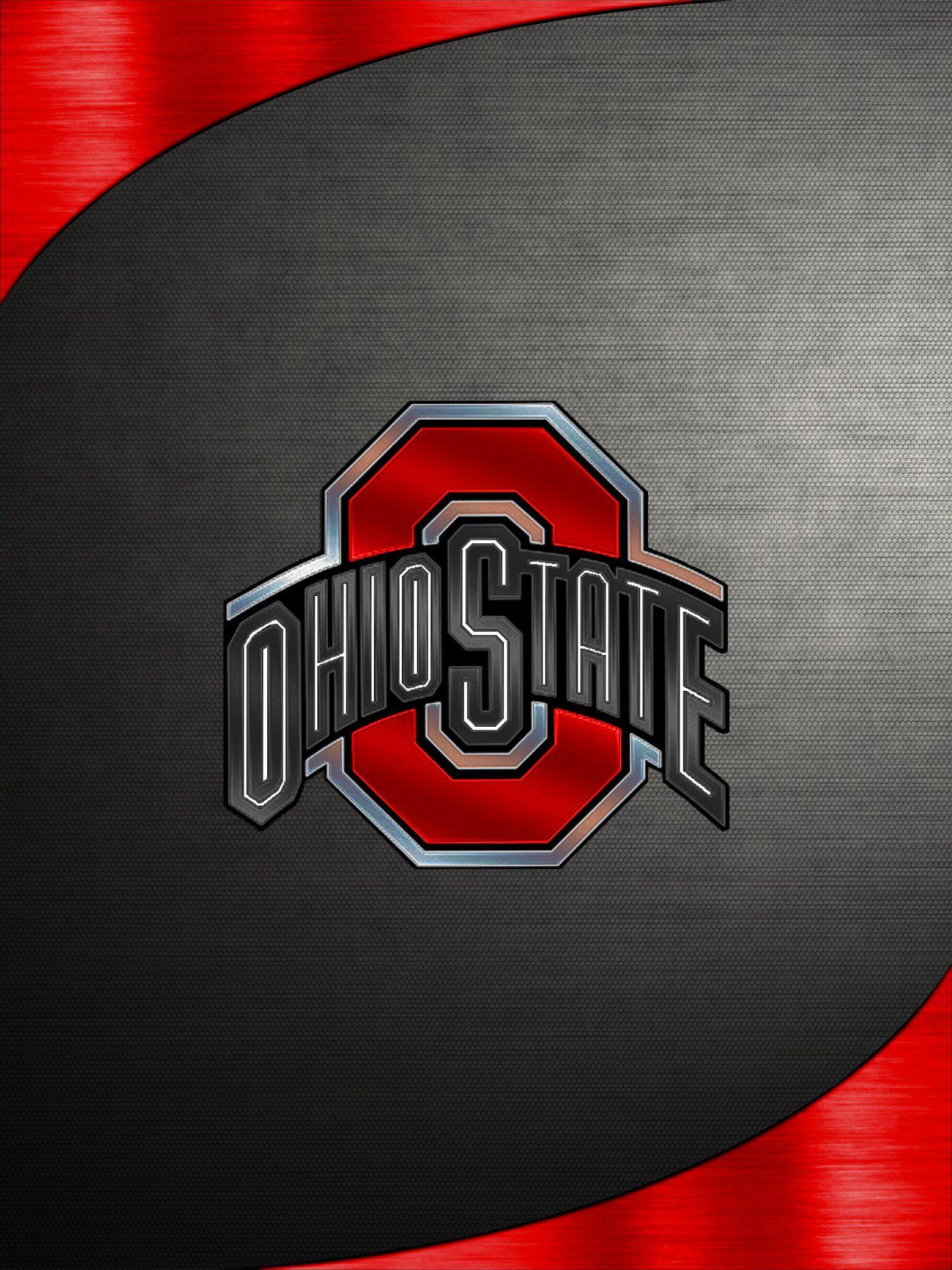 Ohio State Football Photo Osu Ipad 2 Wallpaper 41 Ohio State Buckeyes Football Logo Ohio State Football Ohio State Buckeyes Football
