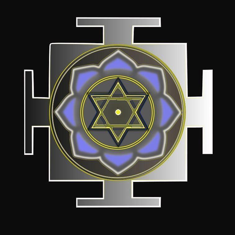 Dhumavaty yantra 020 yantras graphics inkscape