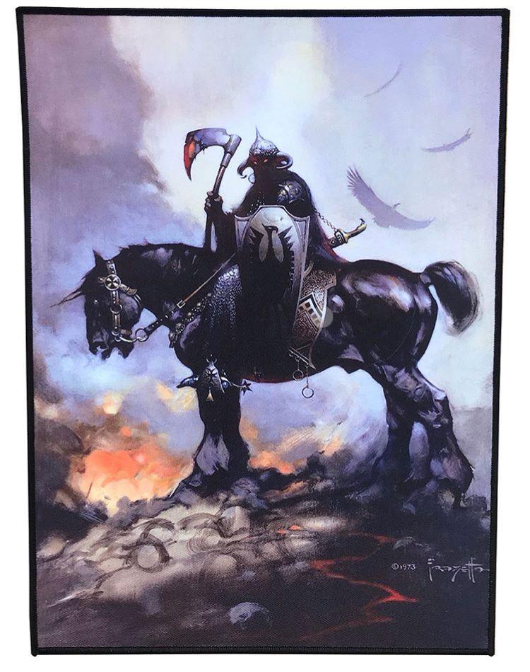 Frank Frazetta's Death Dealer 24 x 36 inch Fantasy Art Poster