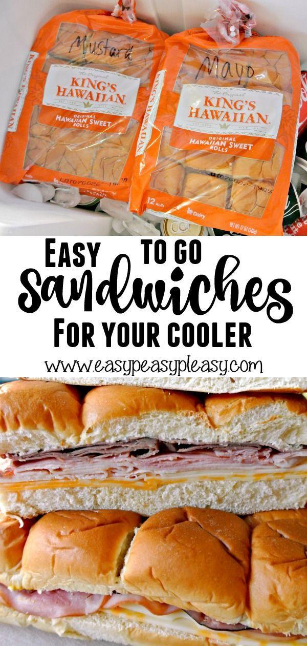 Die leckersten und einfachsten Sandwiches für Ihren Kühler! - Easy Peasy Pleasy - #chinesefood #die #EASY #easyfood #einfachsten #fastfood #foods #für #gesundeLebensmittel #healtyfoods #Ihren #koreanfoods #Kühler #Lebensmittel #Lebensmittelabnehmen #leckersten #Peasy #Pleasy #Sandwiches #und #hawaiianfoodrecipes