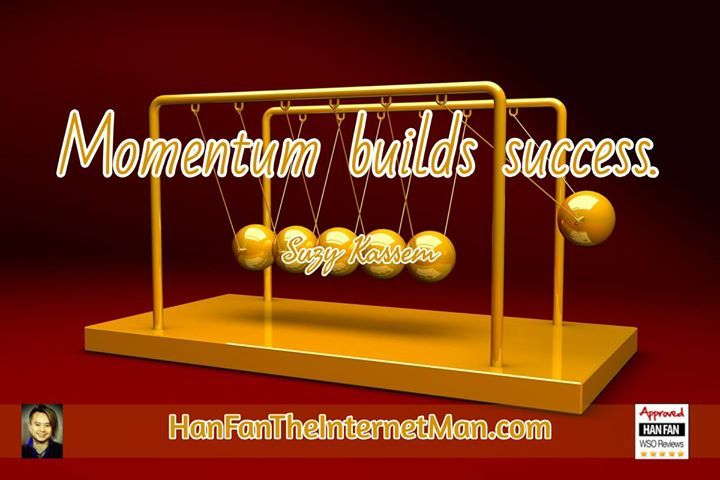 Momentum builds sign up for your daily tips early bird