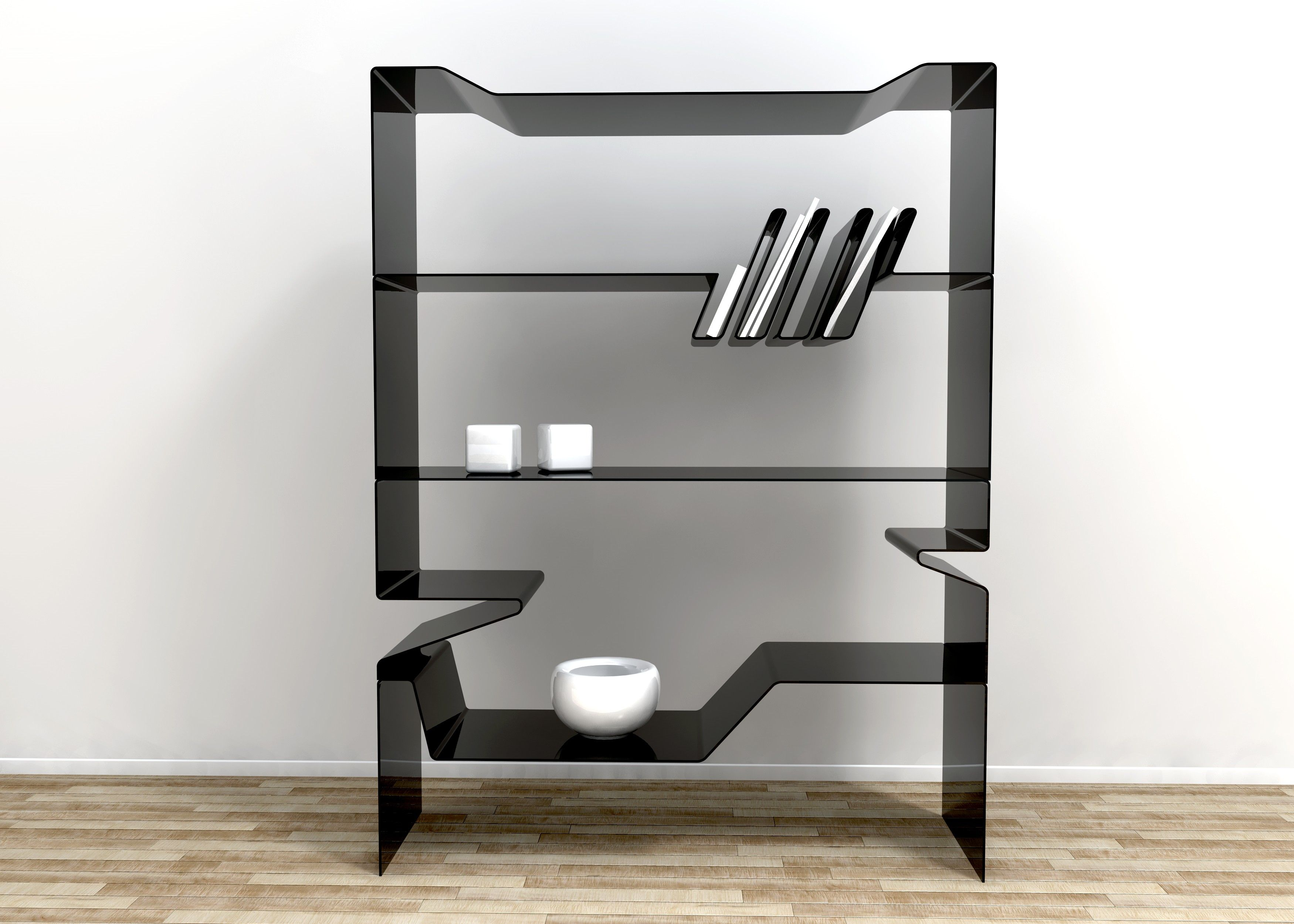 Furniture U0026 Accessoris,Glamorous Hanging Shelving Systems Design Ideas With  Unusual Black Tone Also Glass