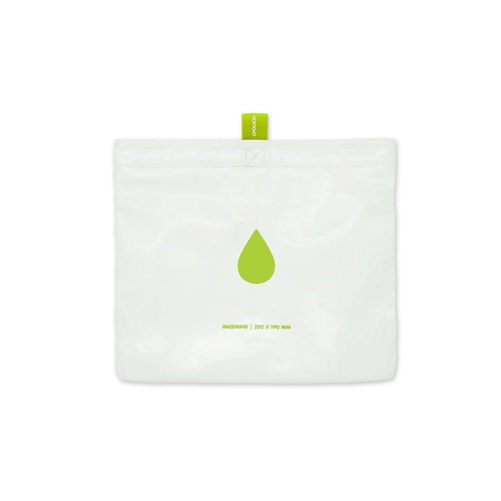 Alife Design - La pochette pour produits de toilette : vos effets rangés dans une pochette adaptée pour vos déplacements !