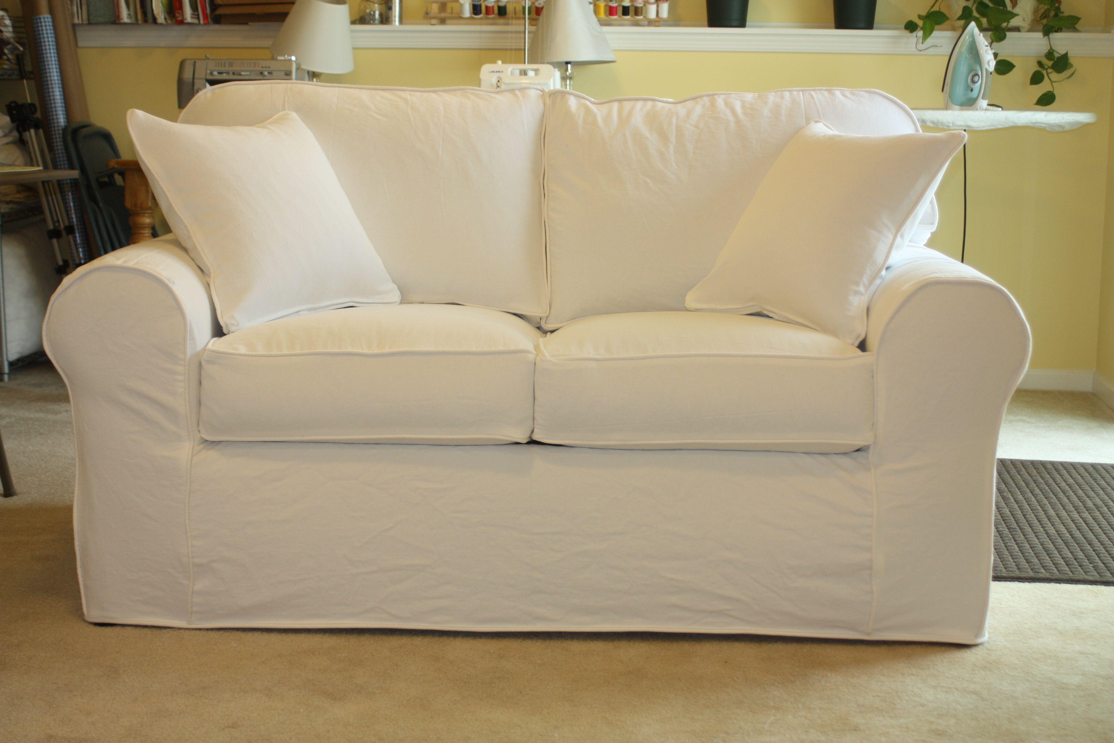 10 oz white bull denim in 2019 Cushions on sofa, Cheap