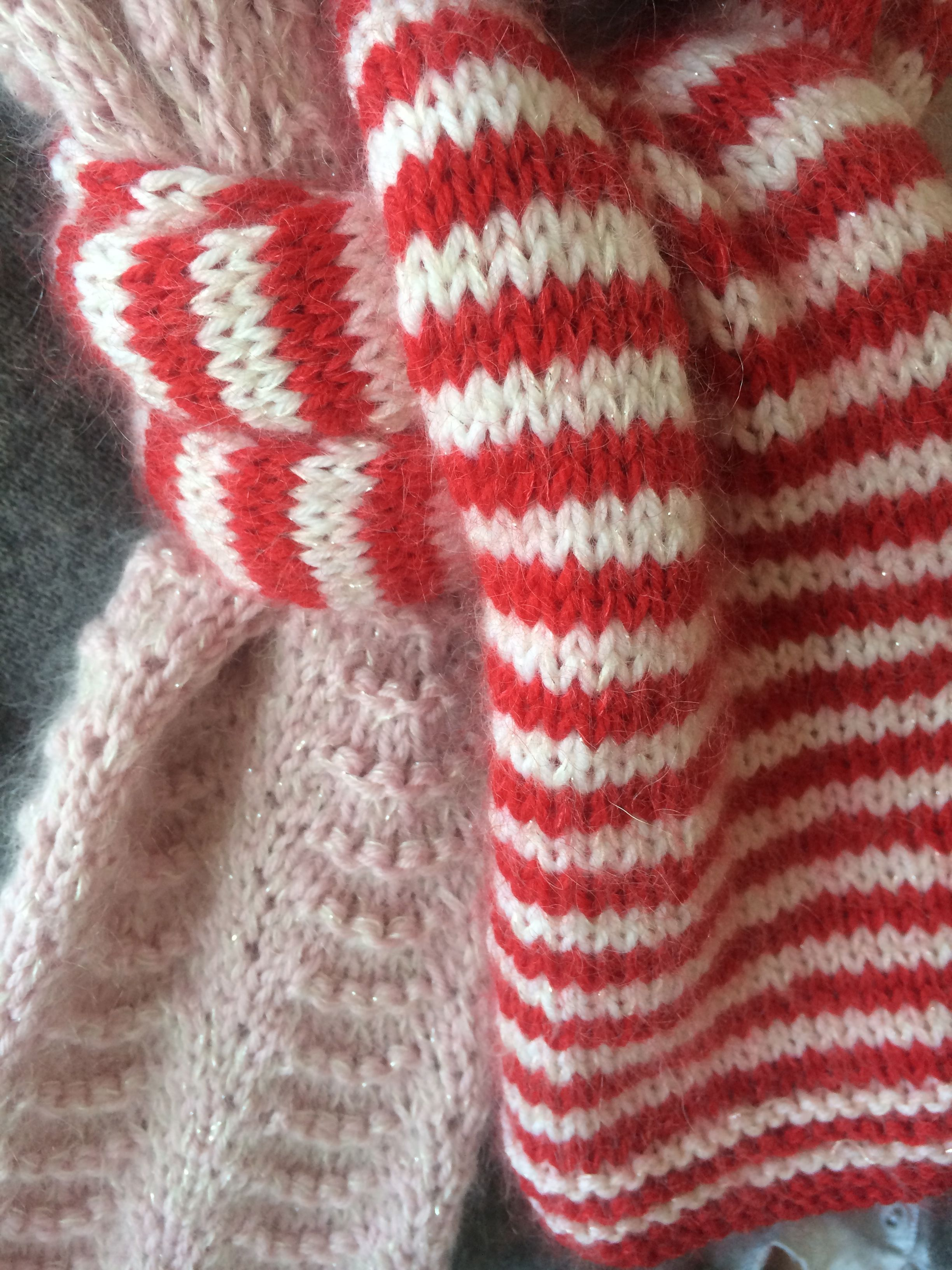 the wool sanctuary scarf