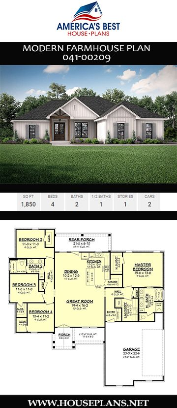 27++ Americas best home plans modern farmhouse best
