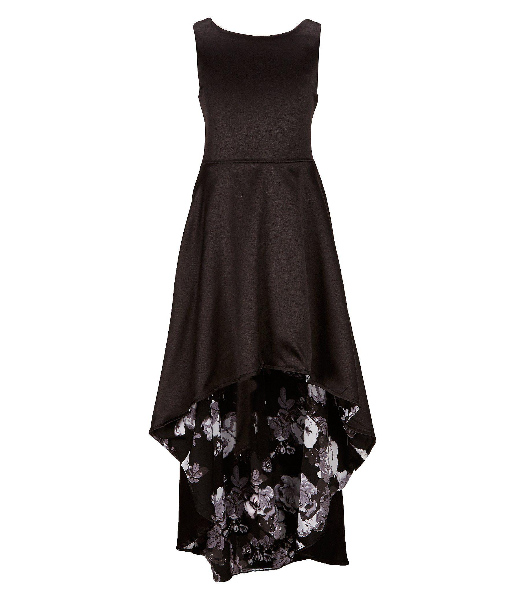 389006eebb2a Black And White Dresses At Dillards