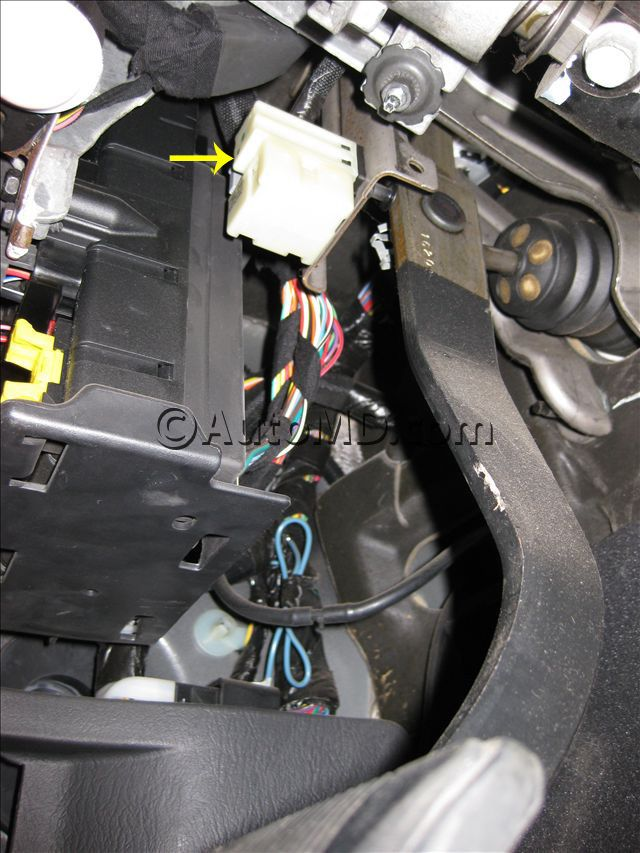 Attractive How To Replace Brake Light Switch 1998 Mazda Protege LX 4 Cyl 1.5L