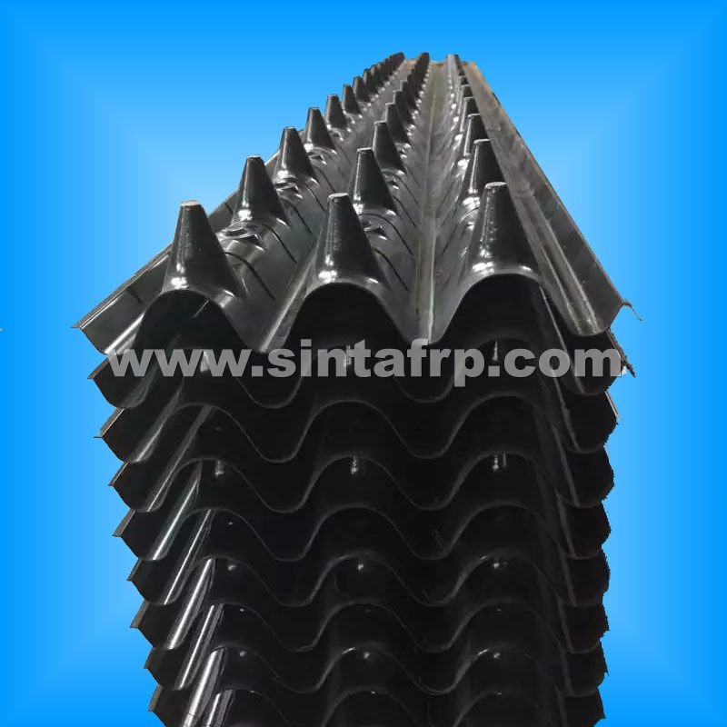 W50 Liangchi Cooling Tower Drift Eliminator Cooling Tower Tower Drifting