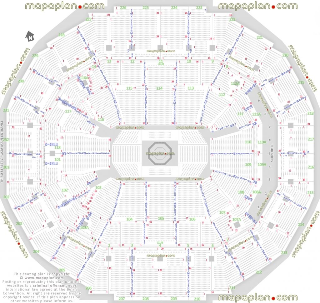 Stylish In Addition To Attractive Fedex Forum Seating Chart With Seat Numbers