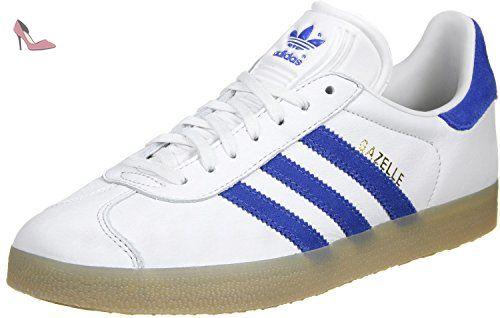 adidas Gazelle chaussures 5,0 whiteblue Chaussures adidas