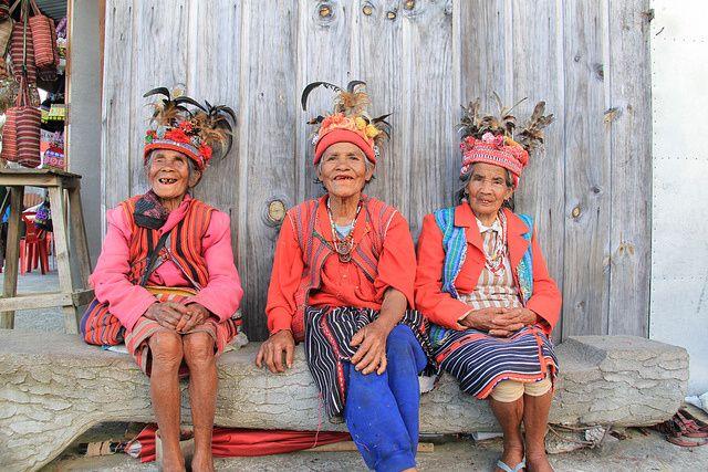 Native Filipino Traditional Dress