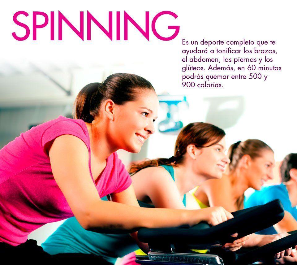 beneficios spinning para adelgazar