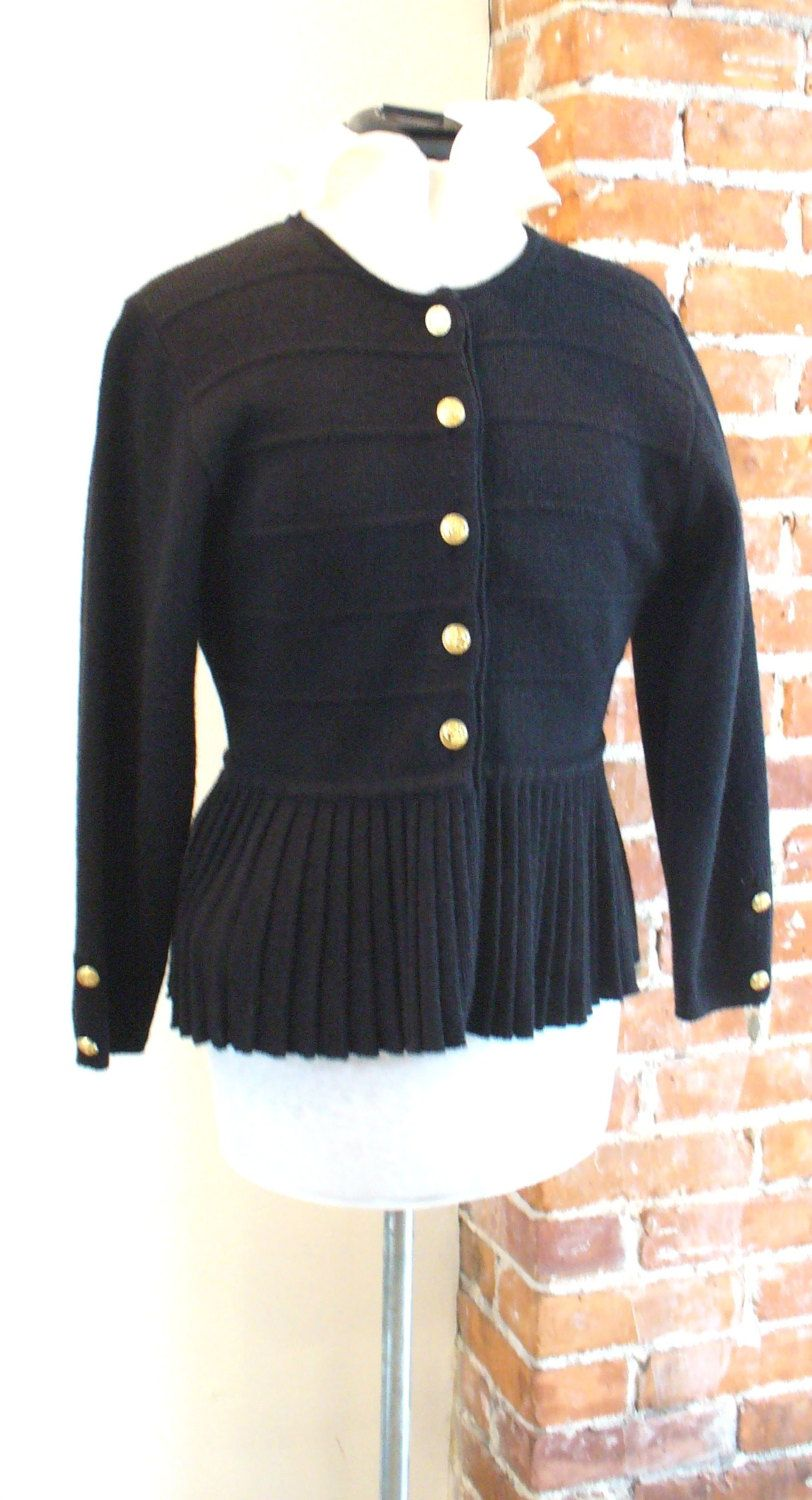 Made in Italy Wallis Exclusive Sweater Jacket Size S by