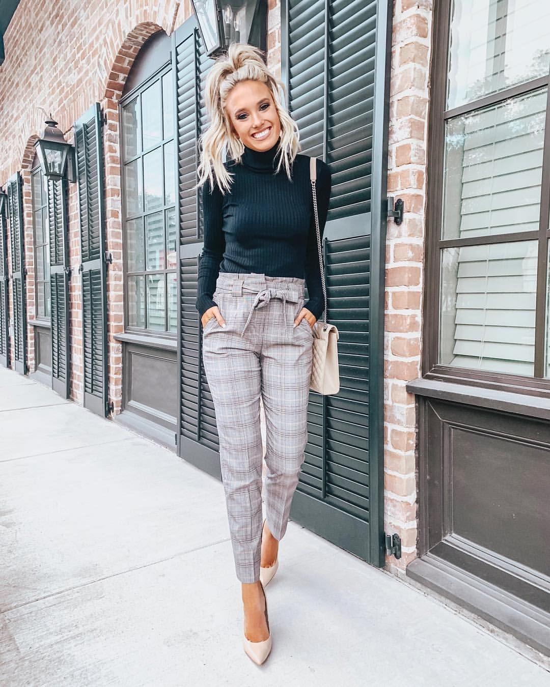 Pin On Business Kleidung Damen Herbst