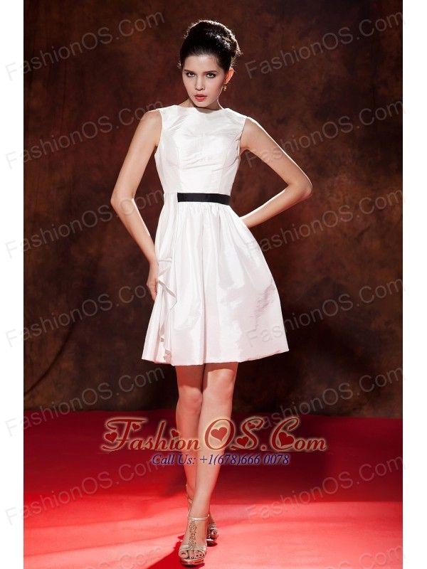 Conservative white dresses juniors