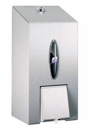 Lotus Stainless Steel Foam Soap Dispenser Http Www Dwsupplies Com Lotus Stainless Steel Soap Dispenser Foam 1693