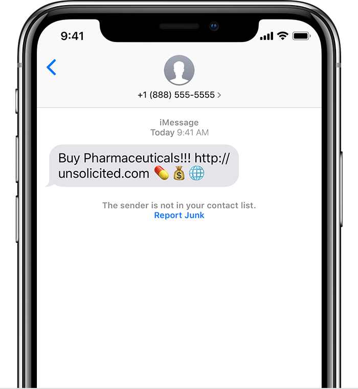 Block phone numbers, contacts and emails on your iPhone