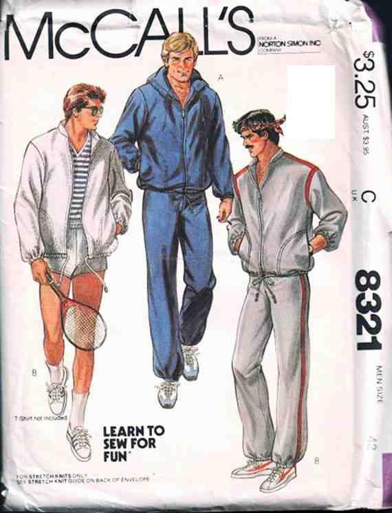 McCall's Sewing Pattern 8321 Size: 42 Uncut
