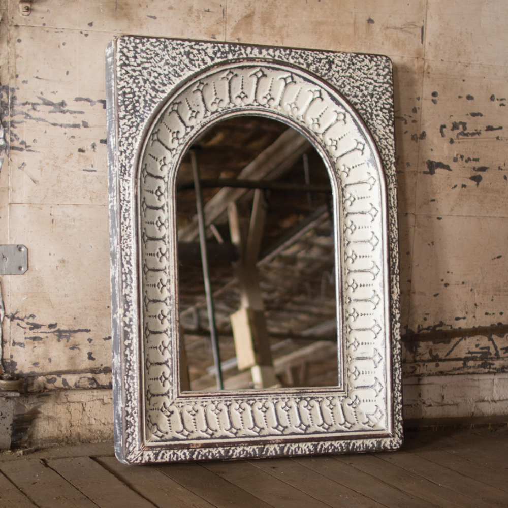 Westerly Arched Wall Mirror Metal arch, Mirror crafts
