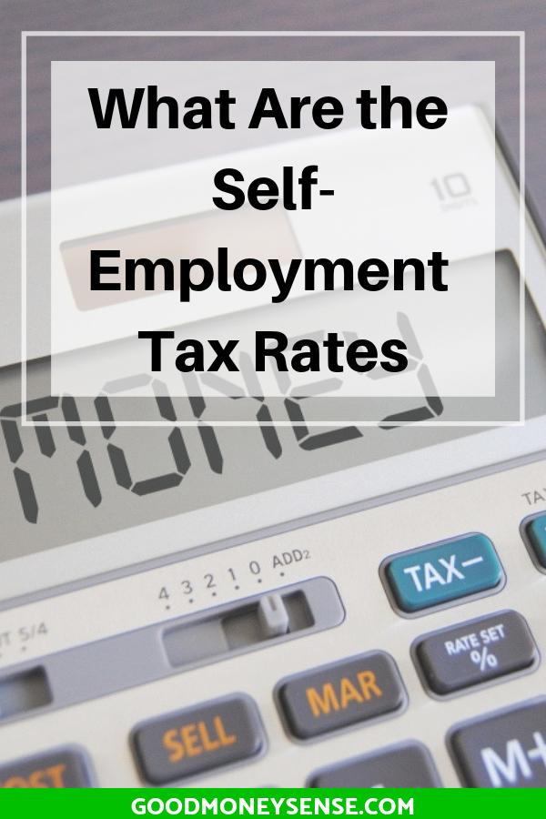 Self Employment Tax Calculator For 2020 Self Employment How To
