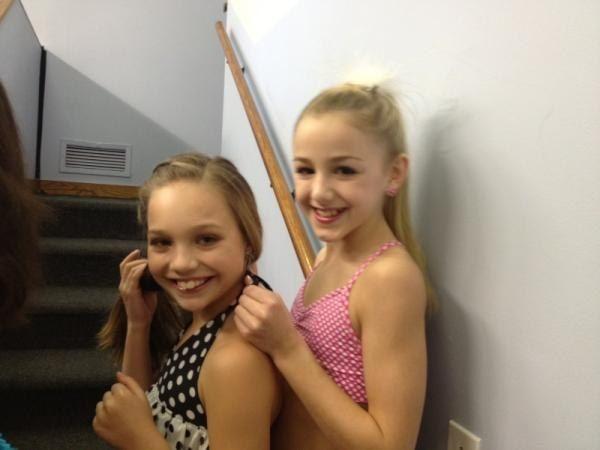 maddie ziegler and chloe lukasiak | Dance moms maddie ...