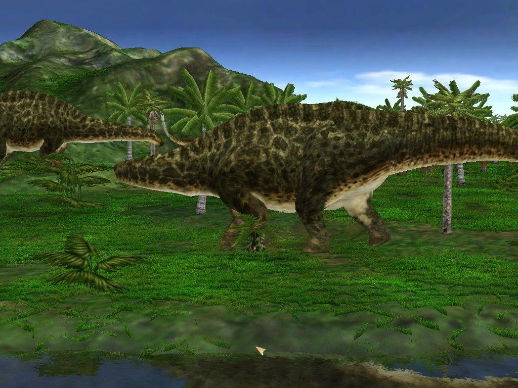 Apatosaurus Louisae. in 2020 Walking with dinosaurs