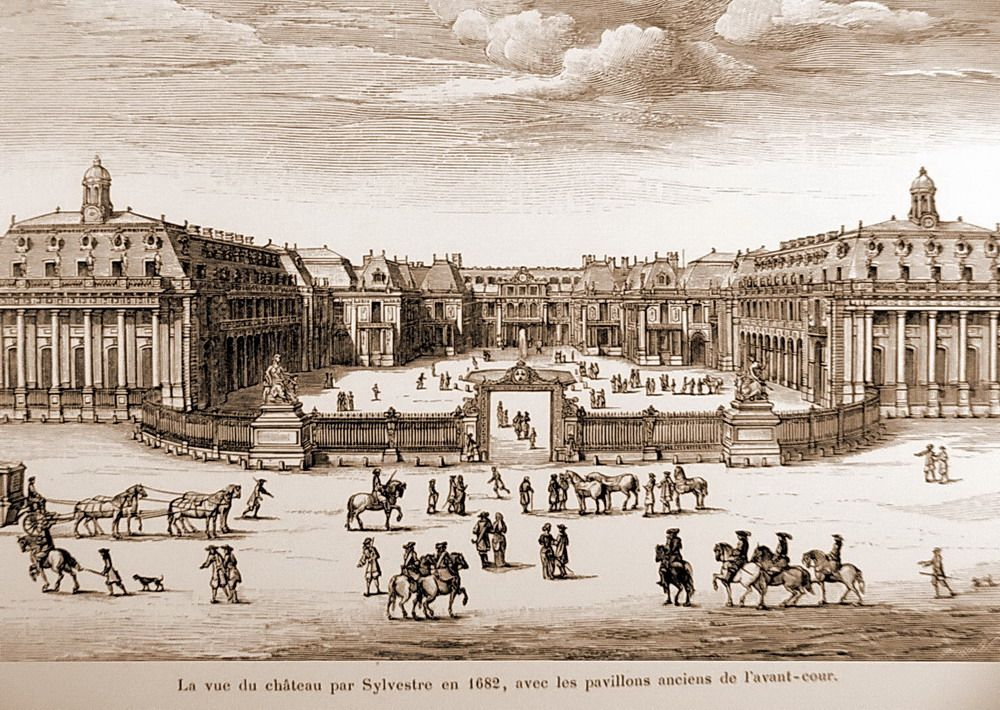 Pin By William Armstrong On Versailles Palace Of