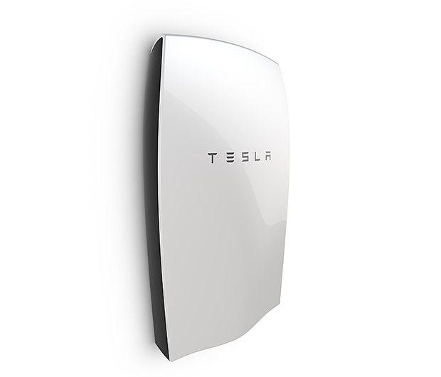 Tesla Powerwall Smart Home Technology Tesla Powerwall Home Technology