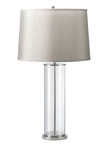 Payton Glass Cylinder Lamp Ralph Lauren Home Table Lamps