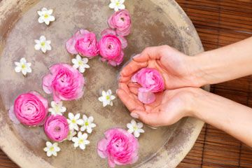 rose water as moisturizer