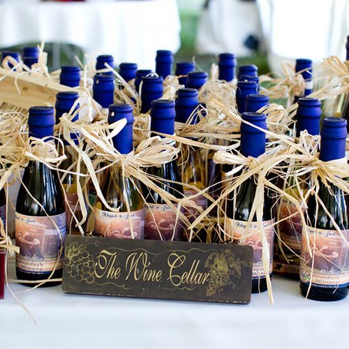Wine From The Vineyard You Got Married At