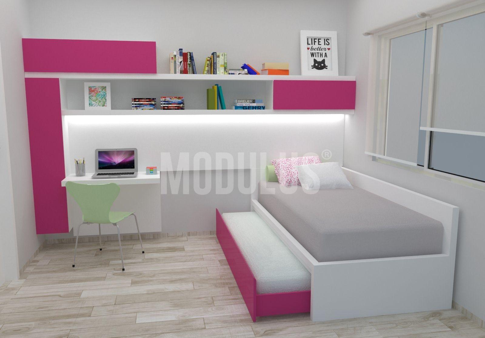 Dormitorio Infantil A Medida Modulus Proyectos Pinterest  ~ Dormitorios Infantiles A Medida