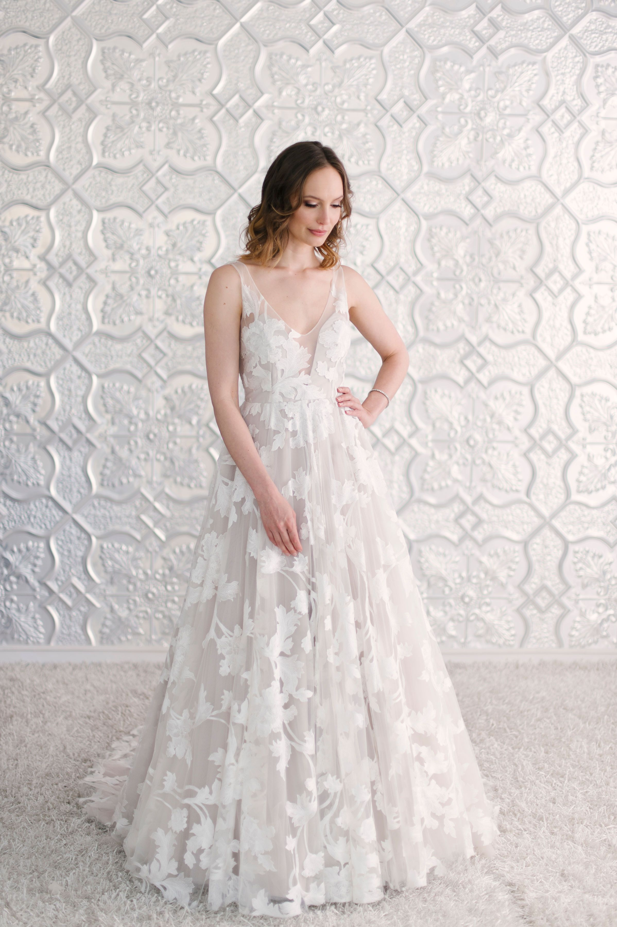 Iris 2019 Wendy Makin Bridal Couture Collection Bridal Couture