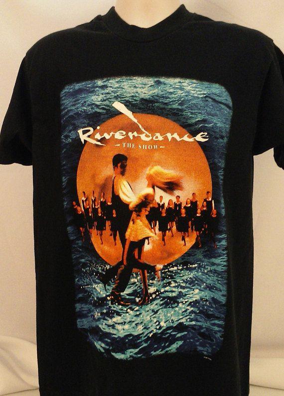 Irish RIVERDANCE  The Show T-Shirt Size by WestCoastTreasurez