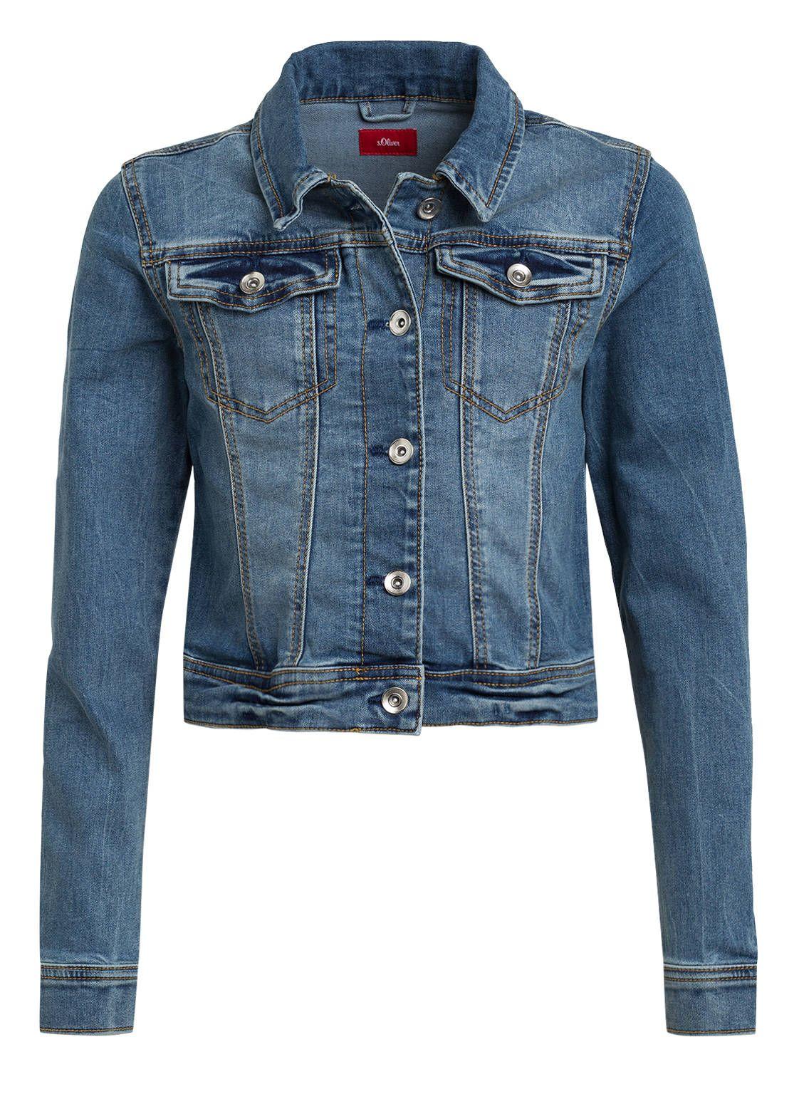 Jeansjacke  von s.Oliver bei Breuninger kaufen