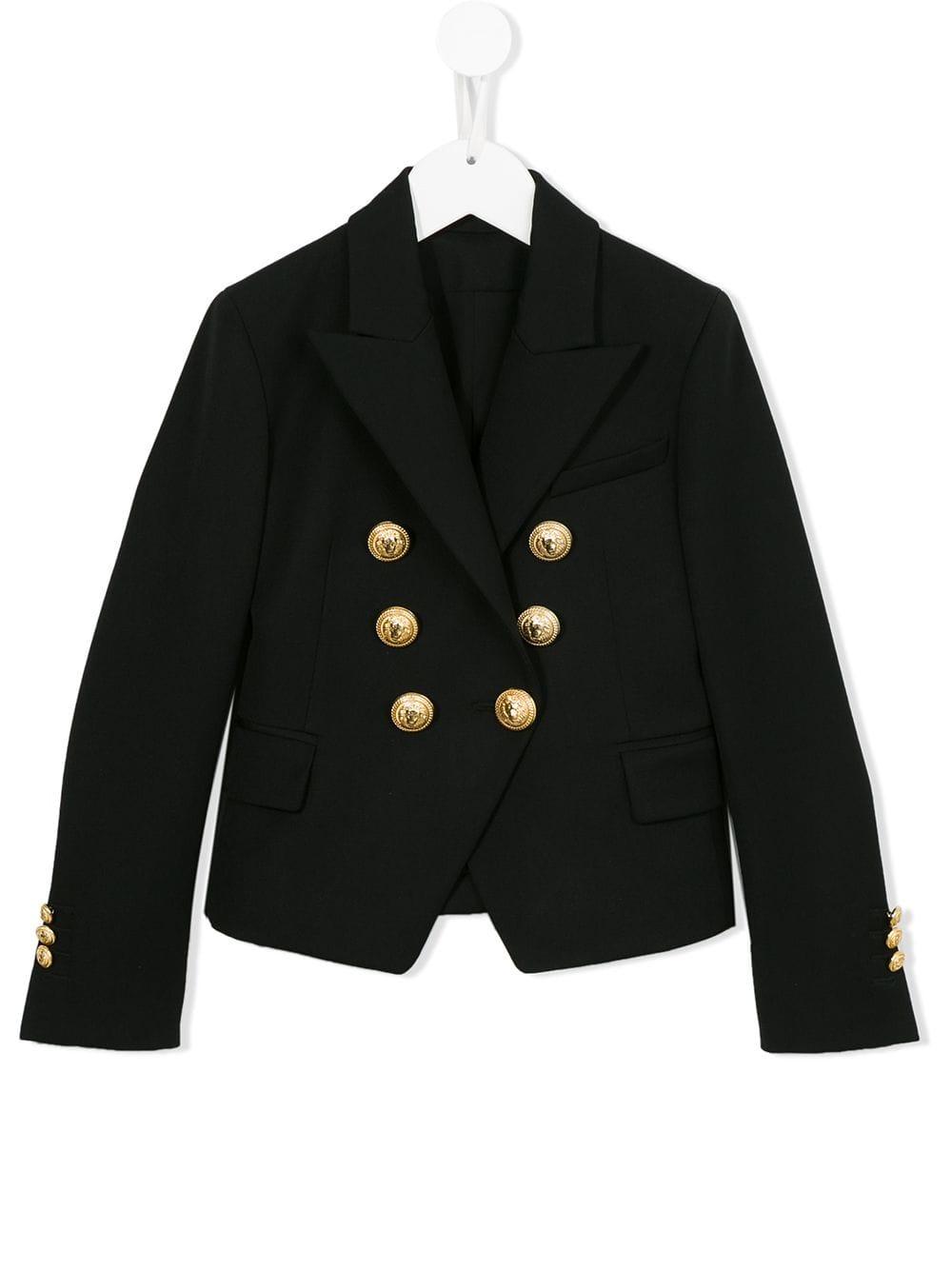 Black Velvet Blazer Tommy HILFIGER Velvet Jacket Black Cotton Velvet Women's Classic Military Sporty Blazer Large Small to Medium Size