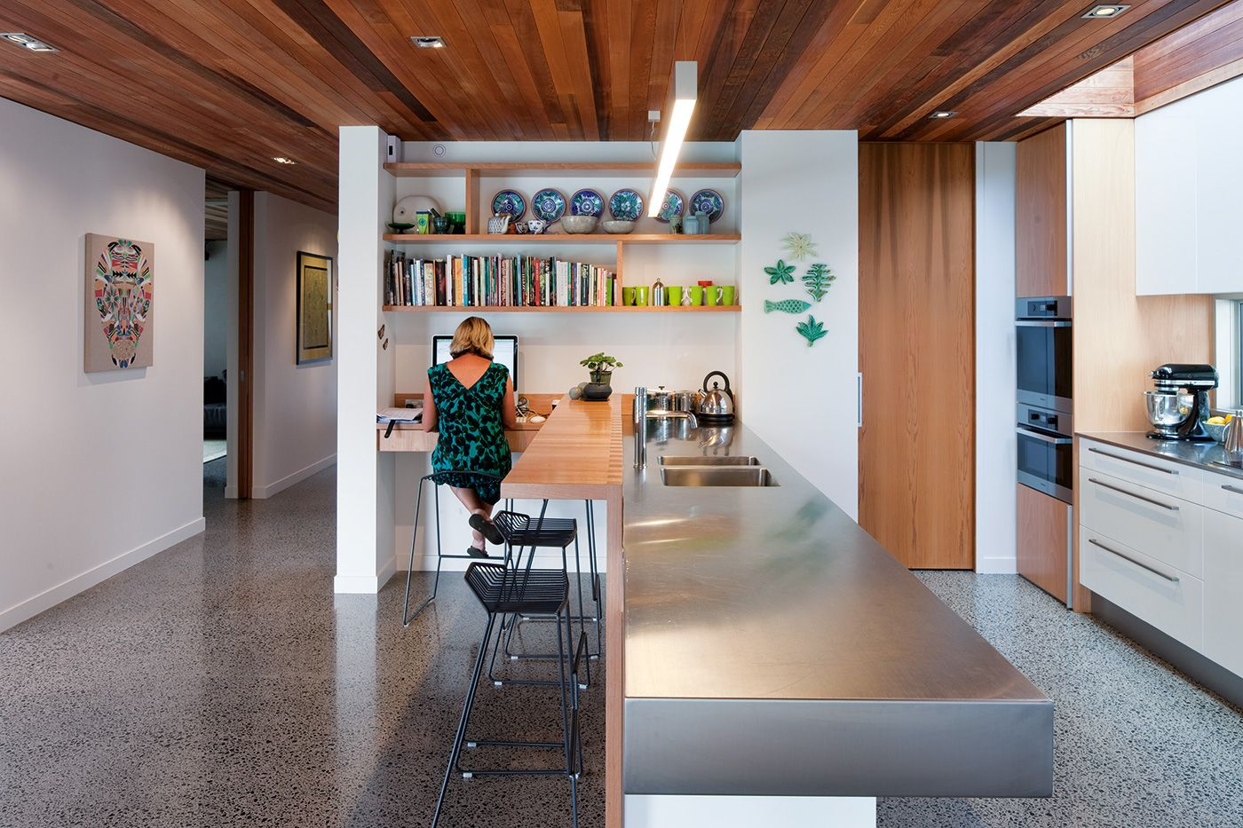Kitchens: 4 ingenious spaces where cooking rules - Homes To Love