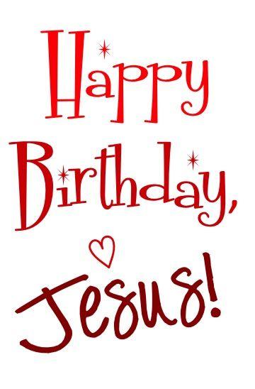 happy birthday jesus quotes
