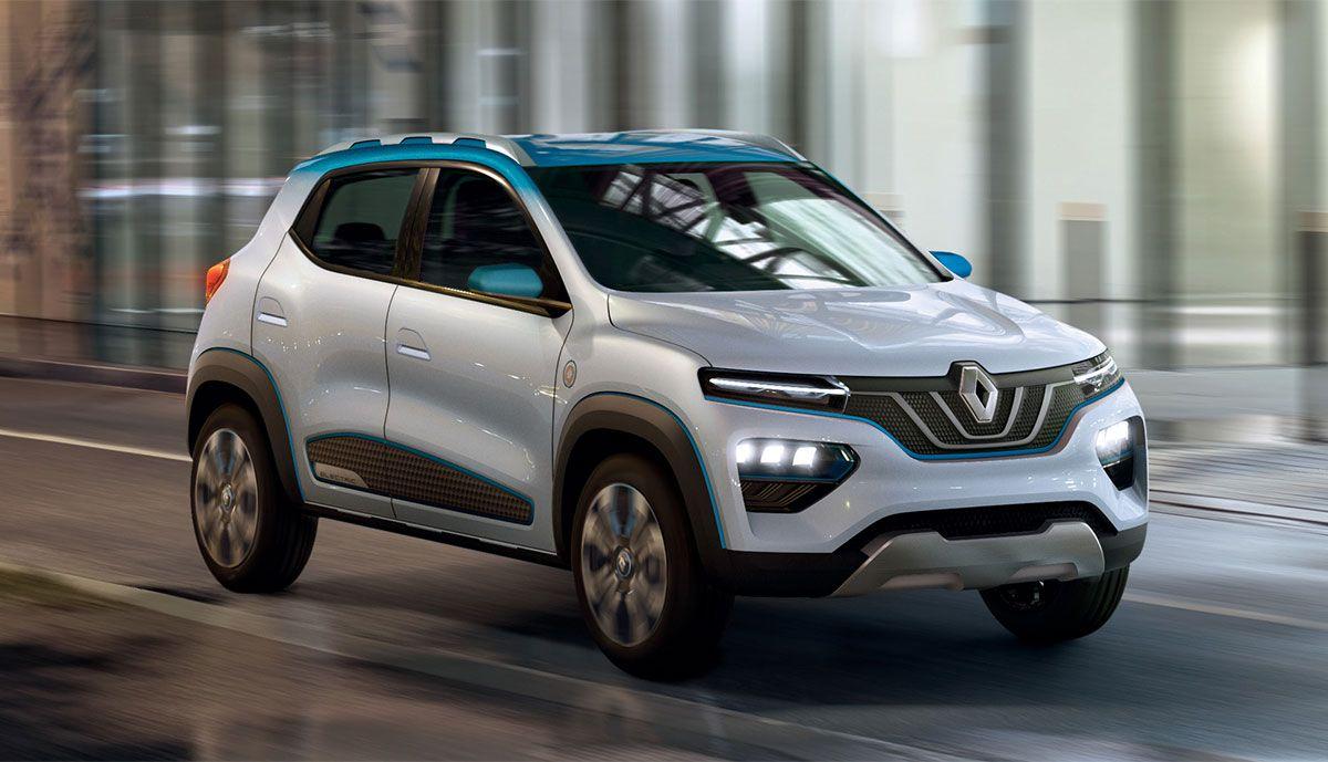 Mit dem KZE führt Renault in China sein bislang