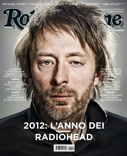 #ThomYorke - Rolling Stone (Gennaio 2012)