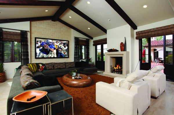 Perfect 20 Beautiful Living Room Layout With Two Focal Points Part 13