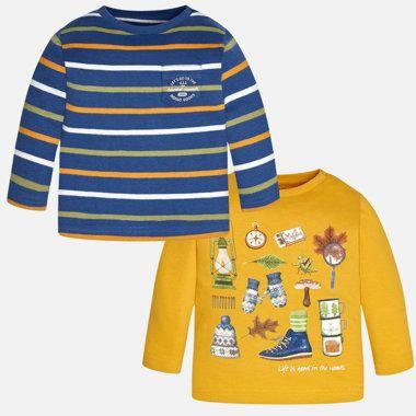 Chlapčenský set tričiek Mayoral - Chamomile  c2c10a7e2e1